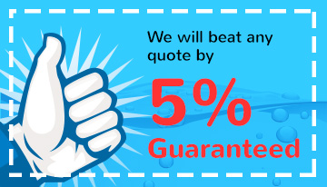 We Will Beat any Quote on Water Filters by 5%