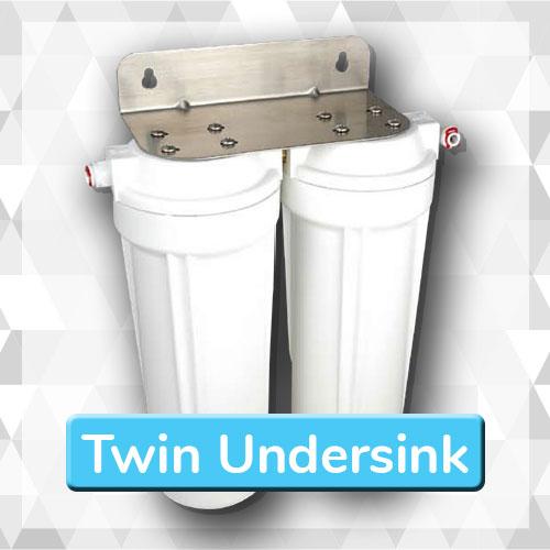 Twin Undersink